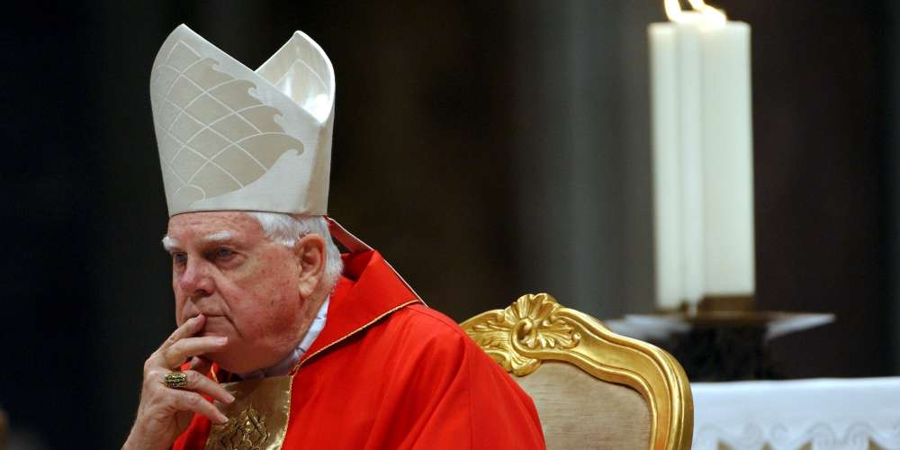 Cardinal Bernard Law, a Figurehead of the Clergy Sex Scandal, Dead at 86