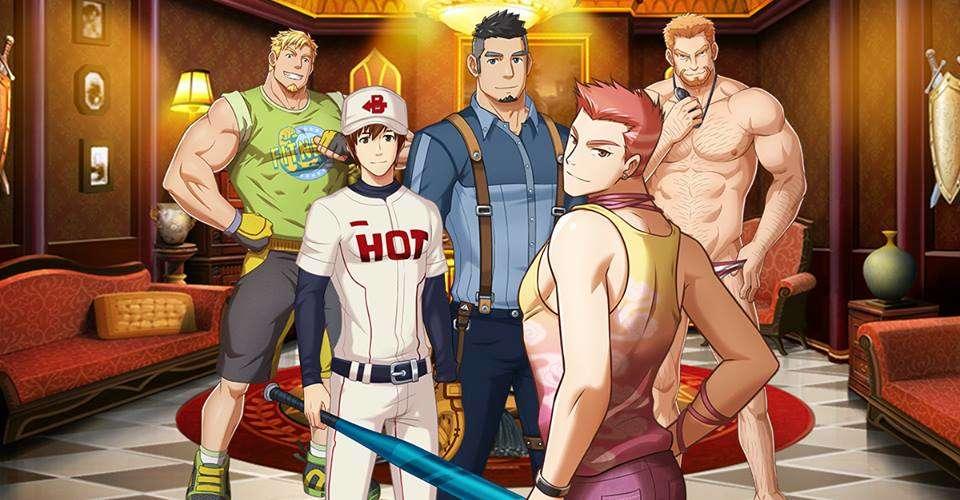 LGBT社交時裝RPG遊戲Gaydorado iOS中文版正式在台灣上架