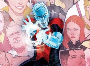 Iceman comic cancelled