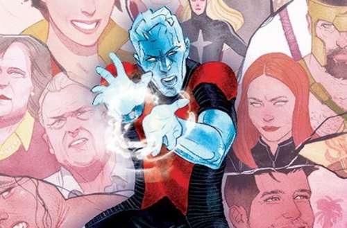 Iceman comic cancelled