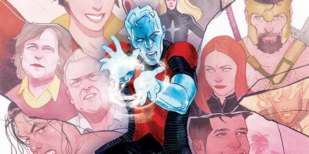 Here's Why Iceman, the Openly Gay X-Man, Is Having His Comic Cancelled After Just 11 Issues