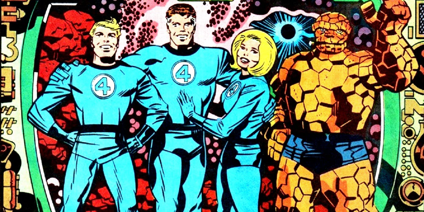 disney merger fantastic four