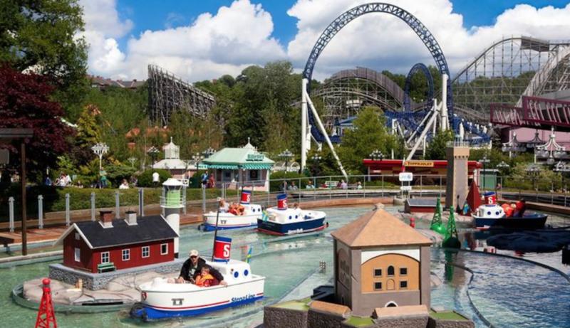 liseberg amusement park hornet guide