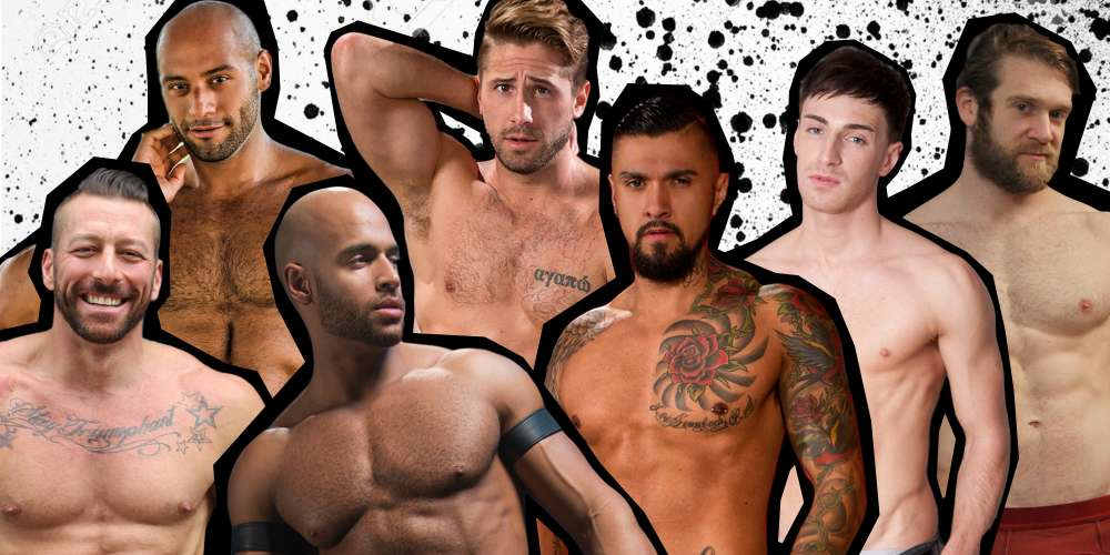 Here Are 7 Gay Porn Stars Who Got Political in 2017