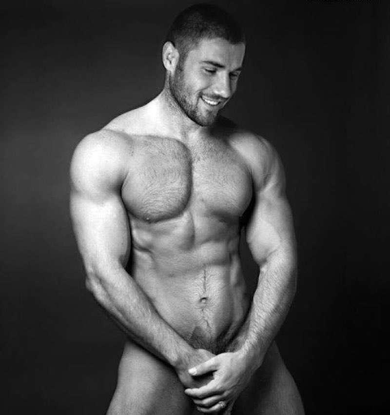 Ben Cohen nude