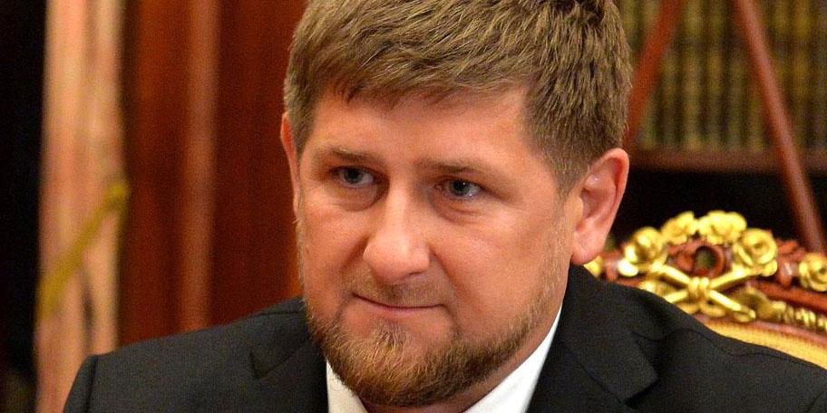 trump trolled chechnya