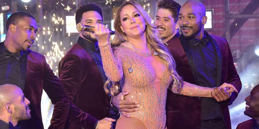 In Epic Attempt at Redemption, Mariah Carey Returns to 'Dick Clark's New Year's Rockin' Eve'