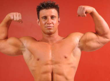 Tyler St. James, gay porn star steroids