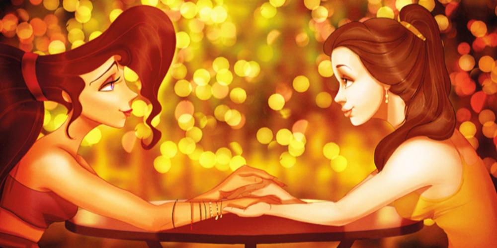 Disney pode nos presentear com a primeira princesa LGBT em 2018