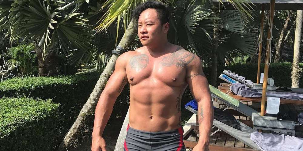 This Trans Bodybuilder Is Fighting for LGBTQ Rights in Hong Kong by Competing in the Gay Games