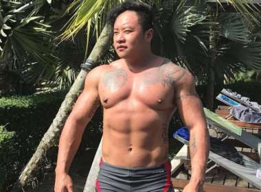 transgender bodybuilder, Siu-fung Law
