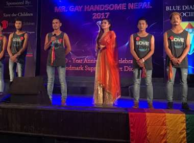 Mr. Gay Handsome Nepal 03