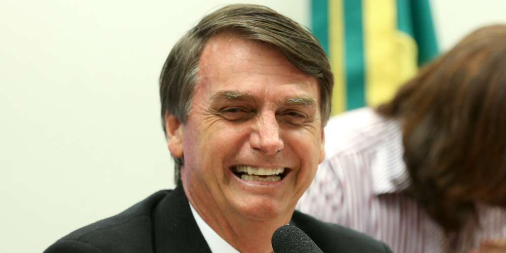 Jair Bolsonaro Considers Himself Brazil's Donald Trump, and He Could Be the Country's Next President