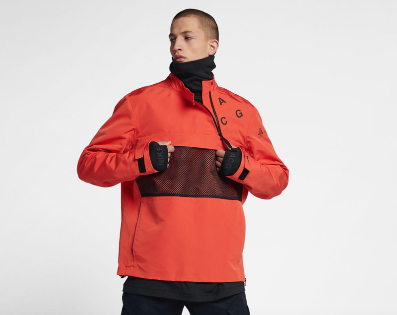 must haves nike lab acg pull over summer olympics merchandise