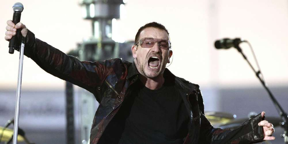 Bono Says Rock Music Has Gotten Too 'Girly' (Like That's a Bad Thing)