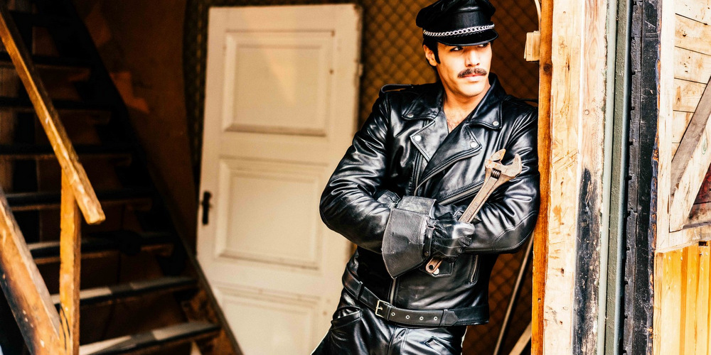 DVD: L'art intemporel de Tom of Finland