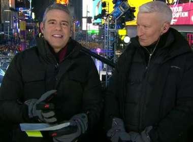 cnn's nye telecast