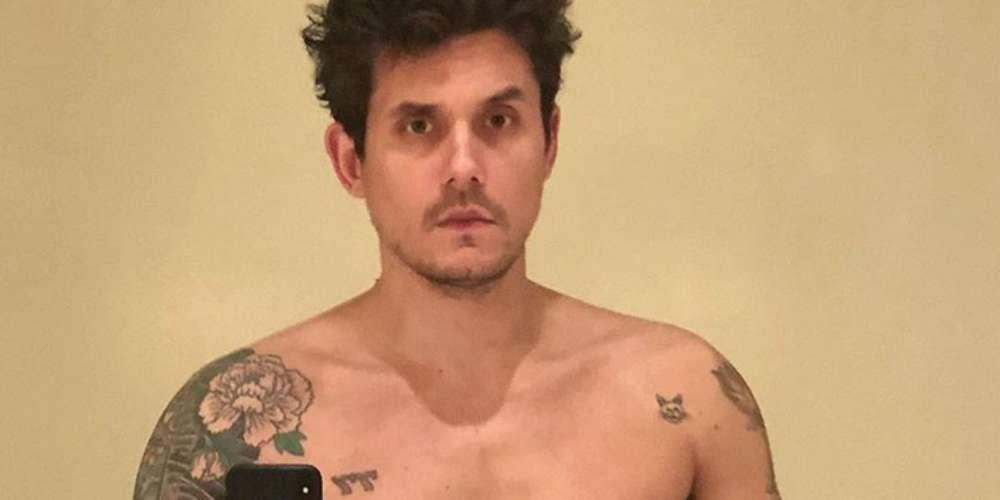 Thousands of Shirtless Dudes Accept John Mayer's Viral 'Kylo Ren Challenge'