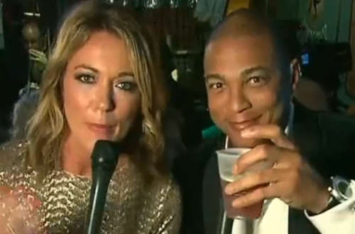 Don Lemon kiss