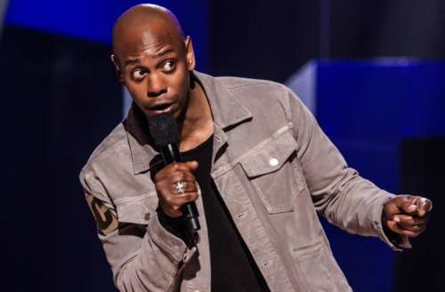 dave chappelle anthony rapp