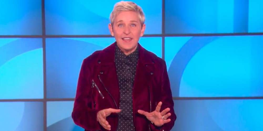Watch Ellen DeGeneres Blast Eric Trump's Ridiculous 'Deep State' Conspiracy Theory About Her