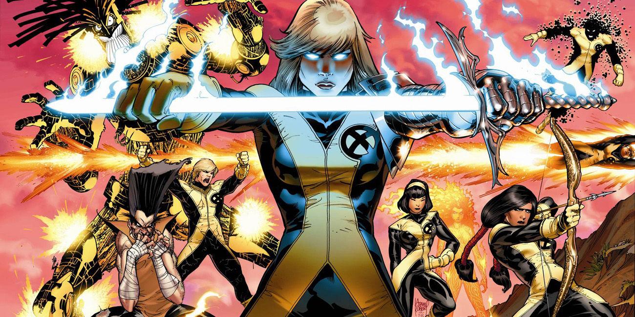 logan film new mutants