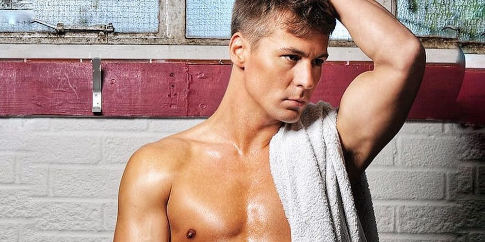 10 Ice-Melting Pics of Newly Out Figure Skater Matt Evers