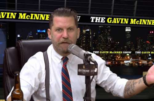 Gavin McInnes gay face