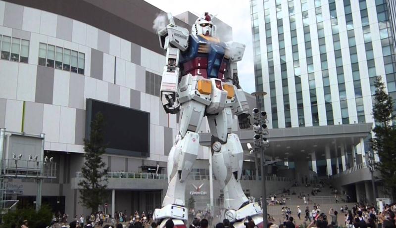 gay tokyo hornet guide gundam front tokyo
