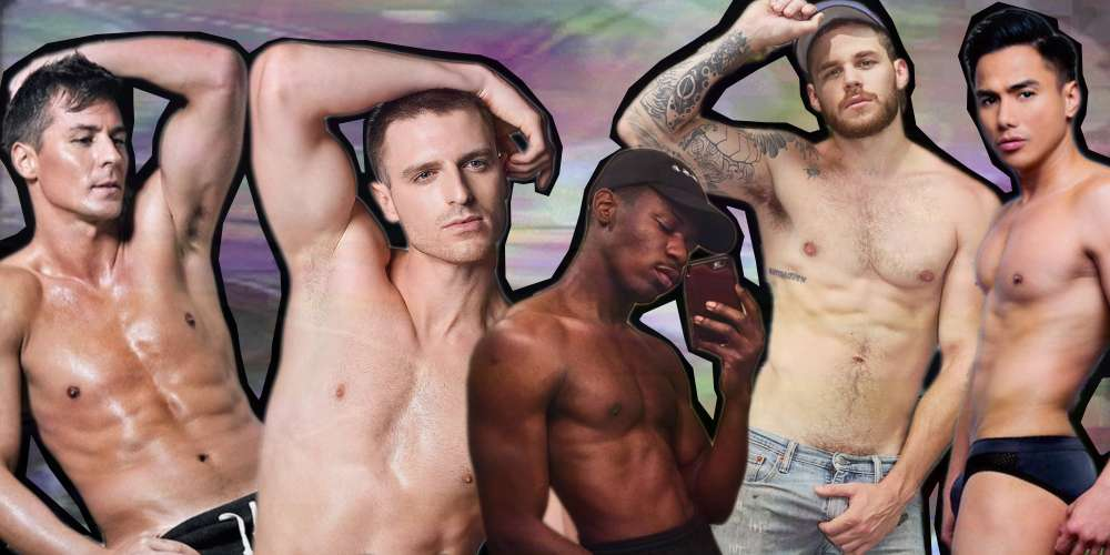 #ThisWeekInThirst: An Ice Skater's Buns, Celebrity Cock Socks and a Milk-y Thong
