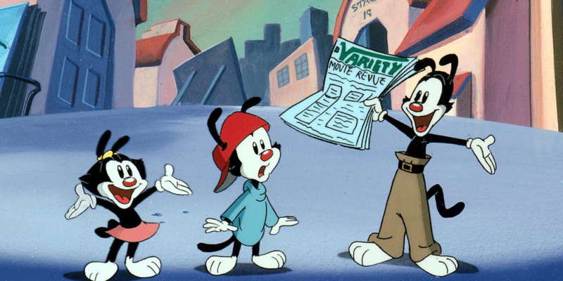 animaniacs gay tv reboots