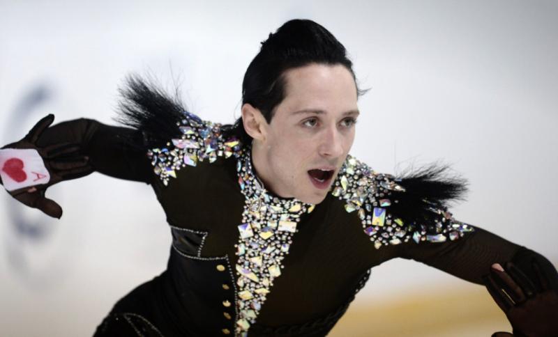 gay skaters jonny weir