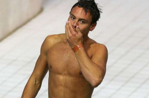 tom daley nudes