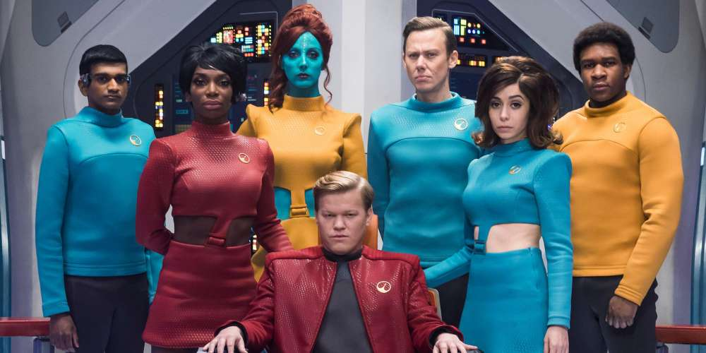 Every Episode of 'Black Mirror' Season 4, Ranked