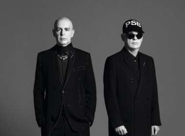 pet shop boys dior homme春夏
