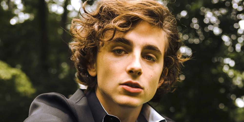 Timothée Chalamet Donates His Salary From the New Woody Allen Movie to Time's Up