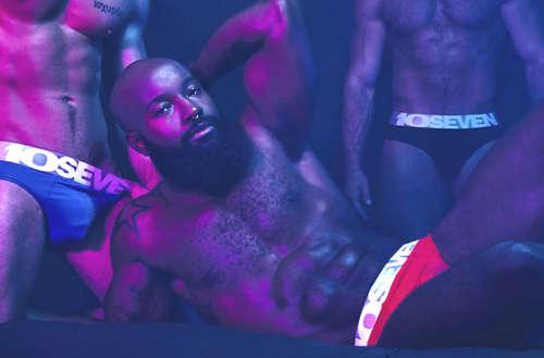 rocco steele underwear teaser