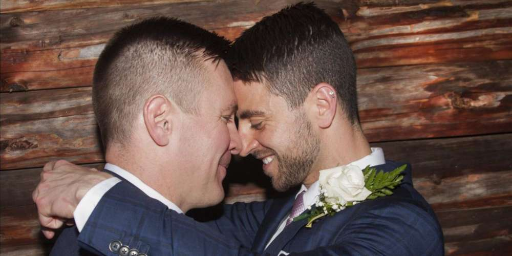 This Gay Couple Wanted Wedding Programs But Got Homophobic 'Satanic' Pamphlets Instead