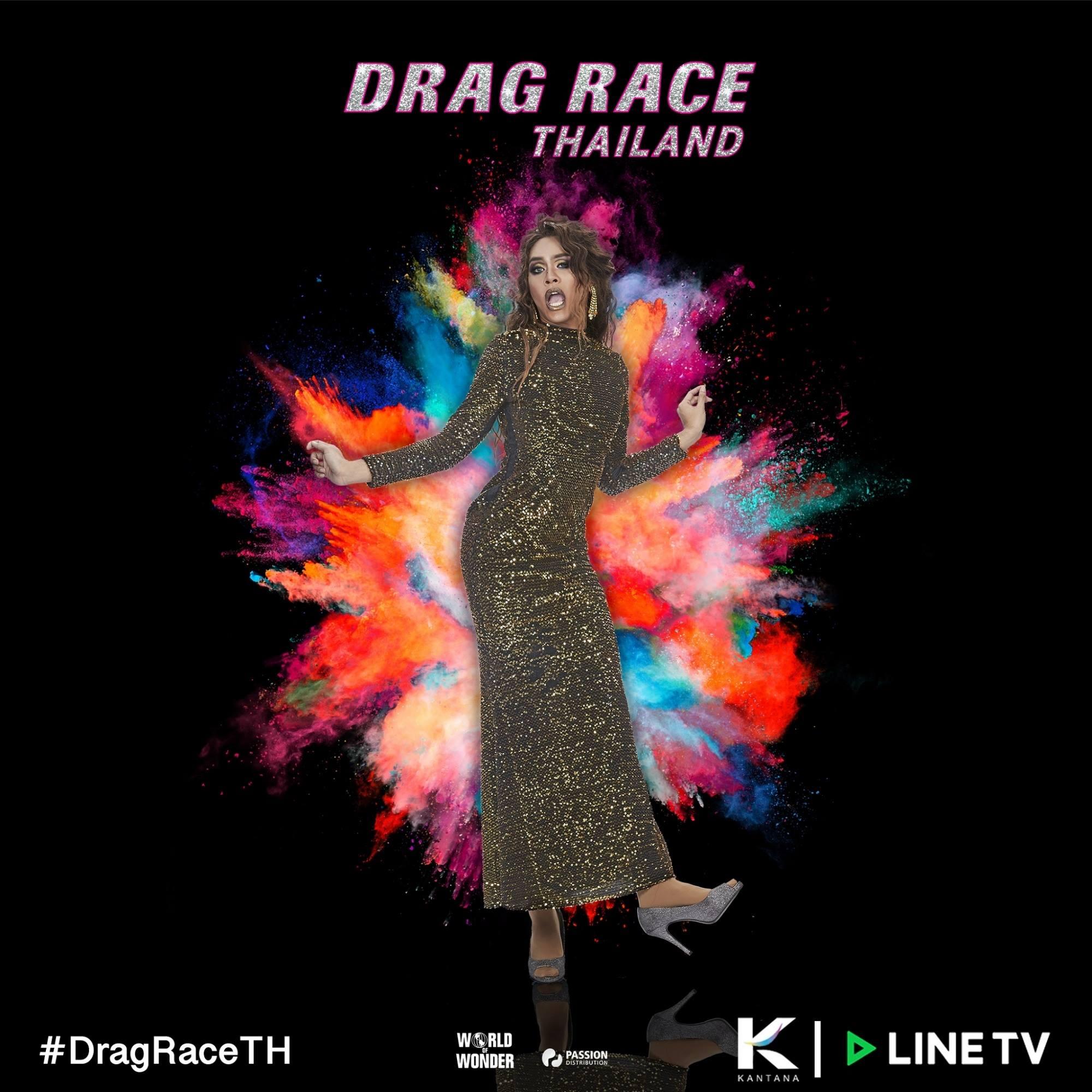 rupaul's drag race thailand cast 1