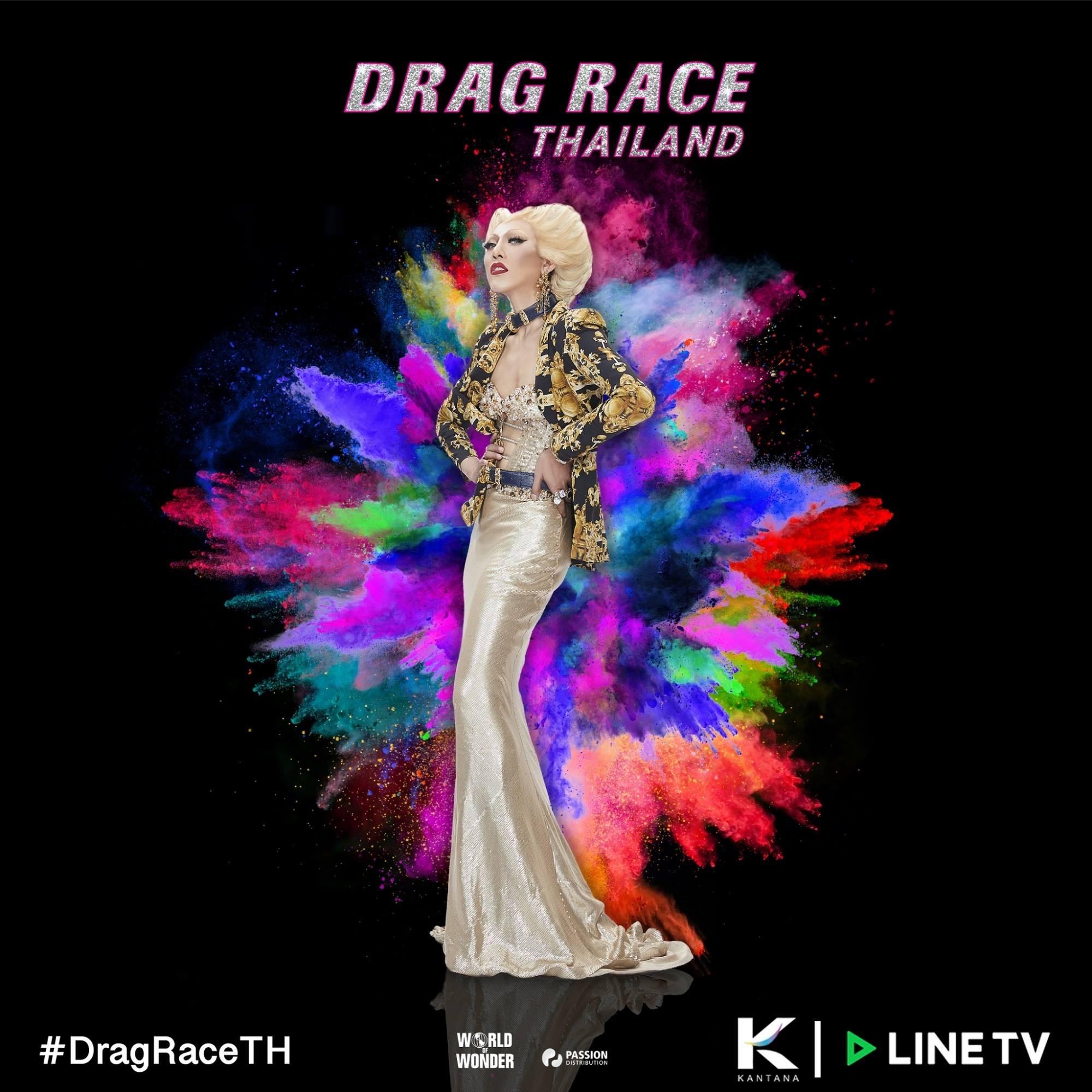 rupaul's drag race thailand cast 2