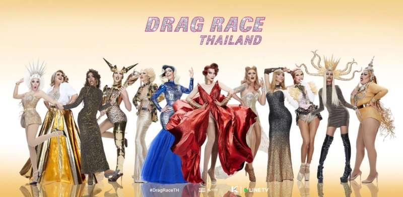 \] RuPaul's Drag Race Thailand ผู้เข้าแข่งขัน