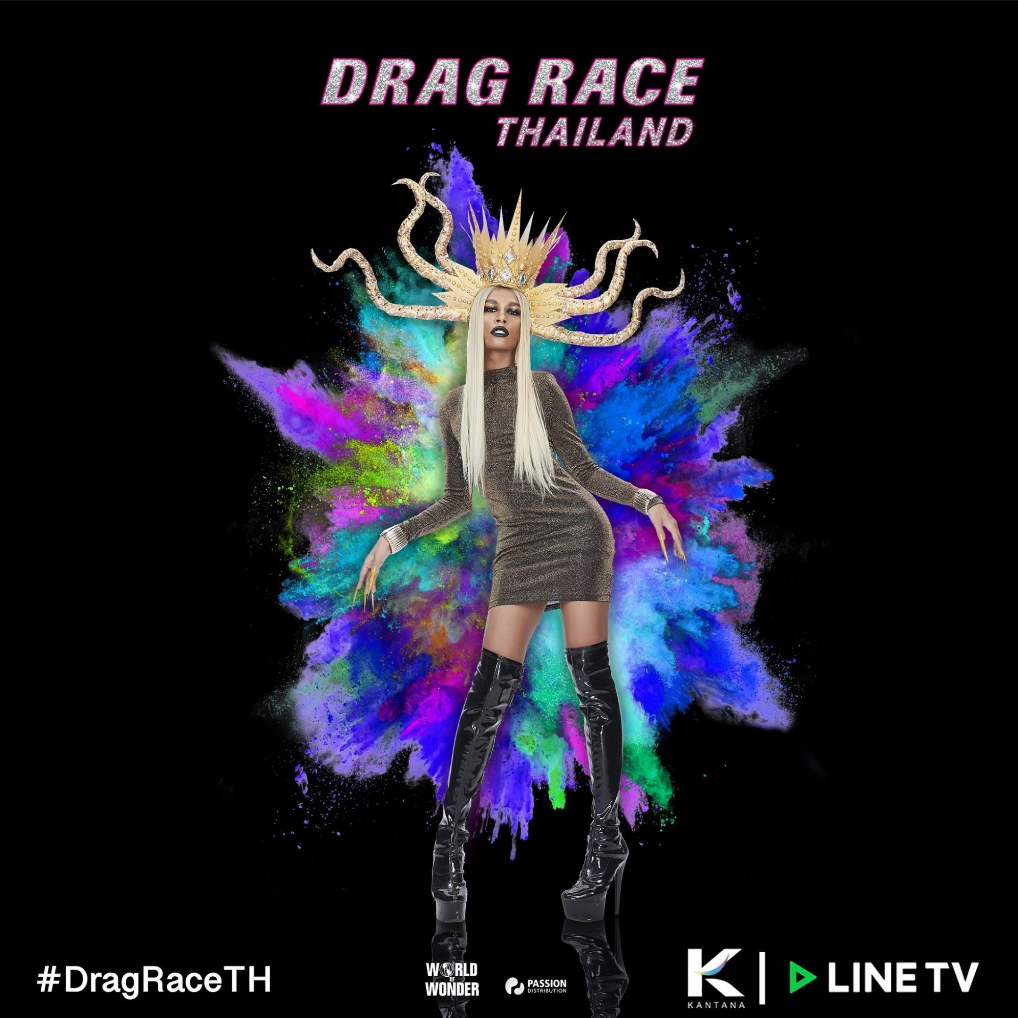 rupaul's drag race thailand cast 8