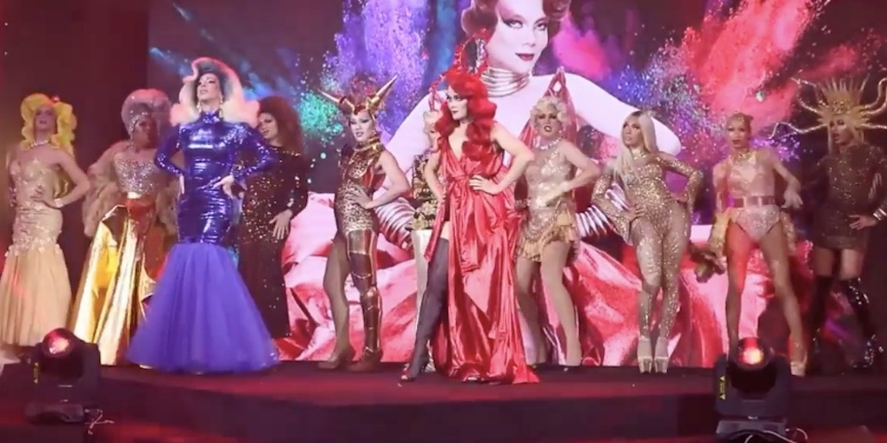 Watch the Very First Queens of 'Drag Race Thailand' Get Introduced on the Runway (Video)