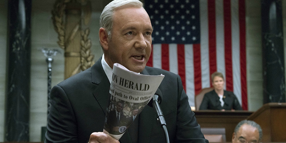 'That's Just the Way He Is': Kevin Spacey Accused of Racism on 'House of Cards' Set