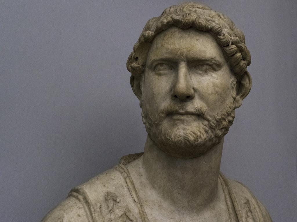 rufus wainwright opera hadrian statue