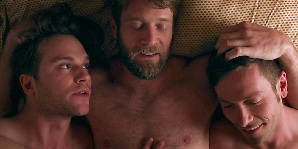 'EastSiders' Creator Kit Williamson on Working With Gay Porn's Resident Trumpster, Colby Keller
