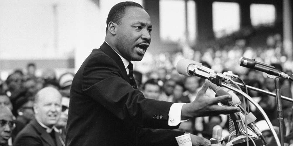 Trump Administration Uses Martin Luther King Quotes to Celebrate New Anti-LGBTQ Office