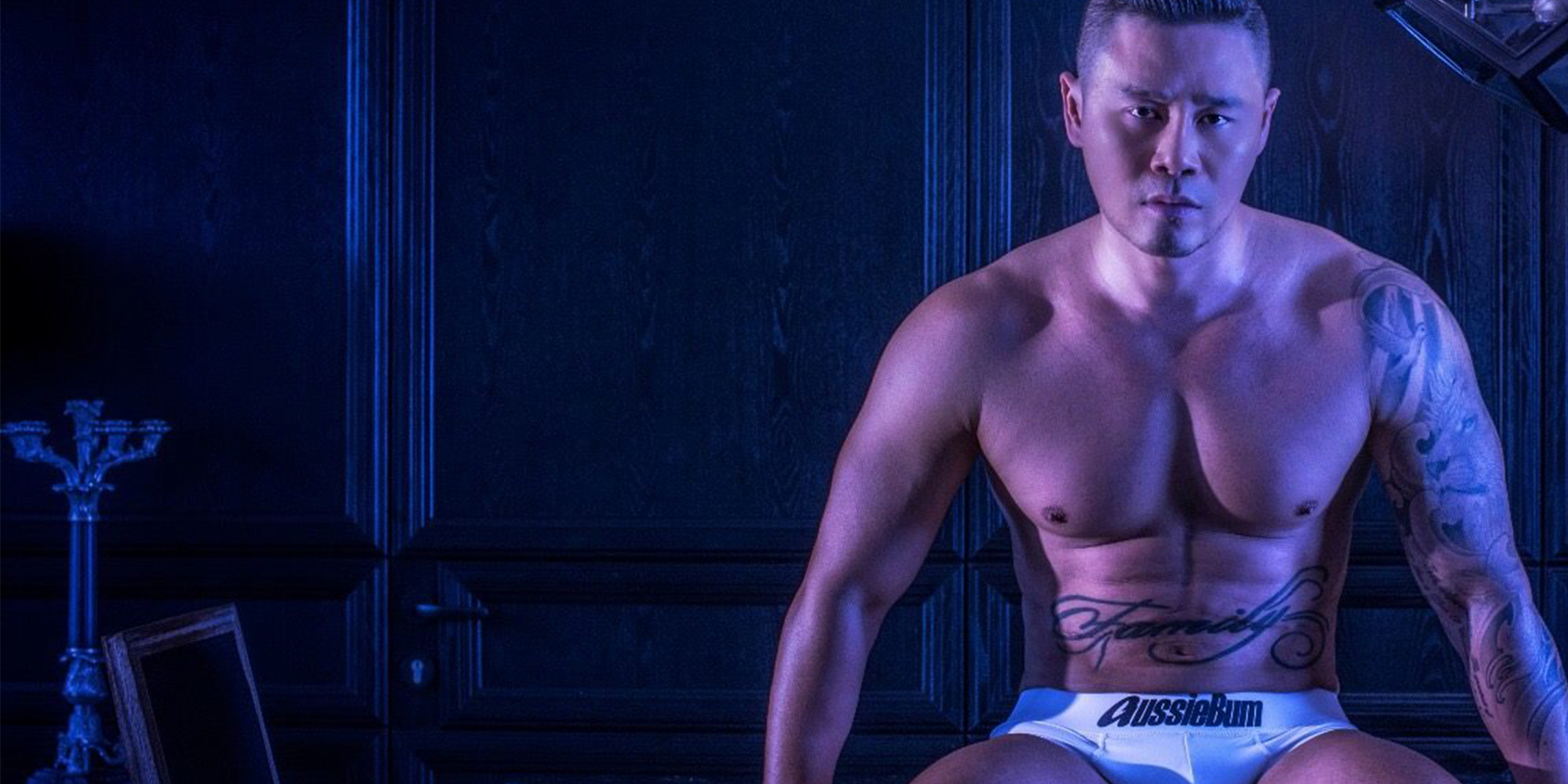 This Gay Singaporean DJ Is Also One Smoking Hot Muscle Daddy