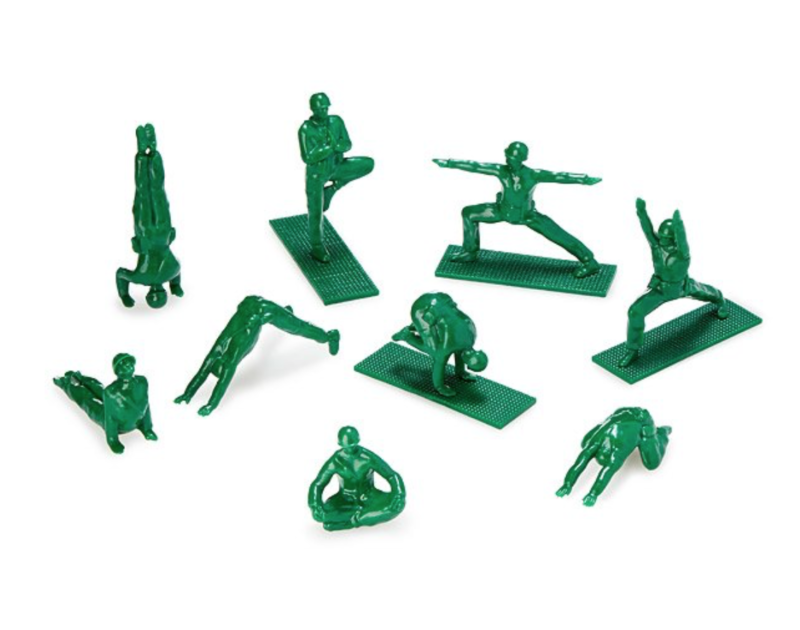 must haves yoga joes