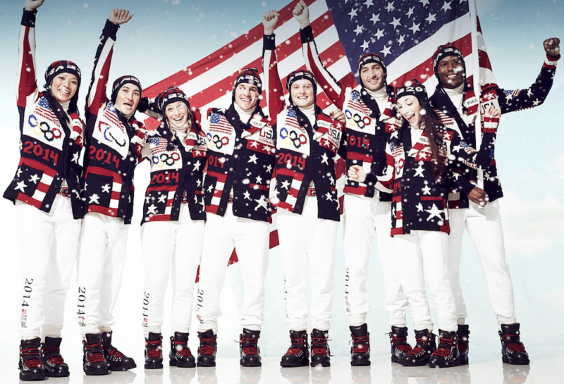 winter olympics sochi ralph lauren